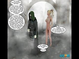 3D Comic: Ryse. Episodes 1-3