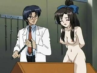Hentai schoolgirl forced cumming